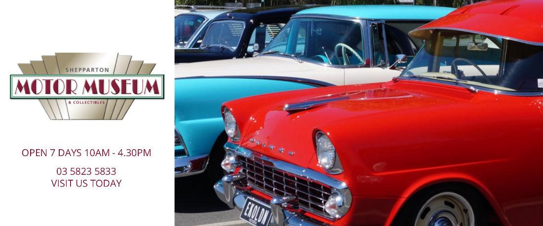 Shepparton Motor Museum & Collectibles