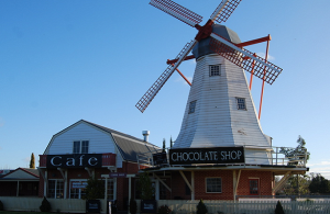 Windmill Chocolate Shop